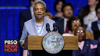 Patients dying of COVID-19 are disproportionately black. Chicago's mayor isn't surprised