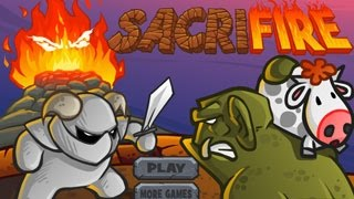 Sacrifire Level1-12 Walkthrough