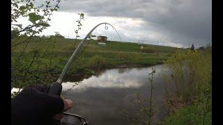 МАЛЫЕ РЕКИ УДИВЛЯЮТ В МАЕ Спиннинг весной Этот воблер ловит всё Рыбалка на спиннинг