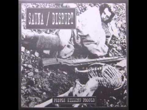 Disrupt - Sauna (FULL SPLIT)