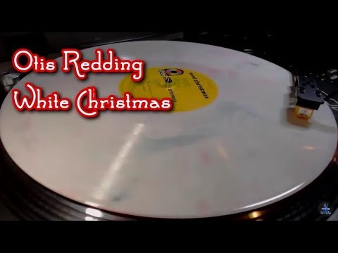 otis redding white christmas 2017 run out groove reissue on white vinyl 1968 - Otis Redding White Christmas