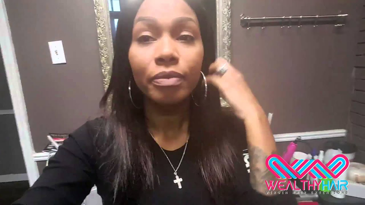 Wealthy Hair Virgin Hair Weave Extensions Review After 1 Year Later