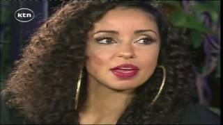 Jeff Koinange Live: Inspirational Thursday  with International Singer Mya, 11th August 2016 Part 3
