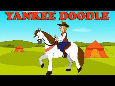 Yankee Doodle Nursery Rhyme with Lyrics