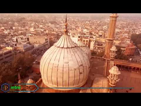 jama masjid delhi history  (in hindi)