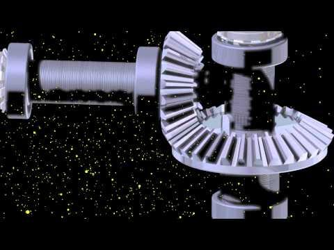 Inventor 2010- bevel gear animation