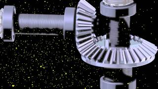 Inventor 2010- bevel gear animation