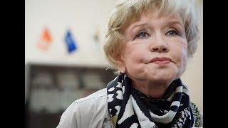 Культовой актрисе Вере Алентовой не дают новых ролей в театре