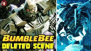 Megatron Was Originally In Bumblebee (2018) Travis Knight Explains Deleted Scene