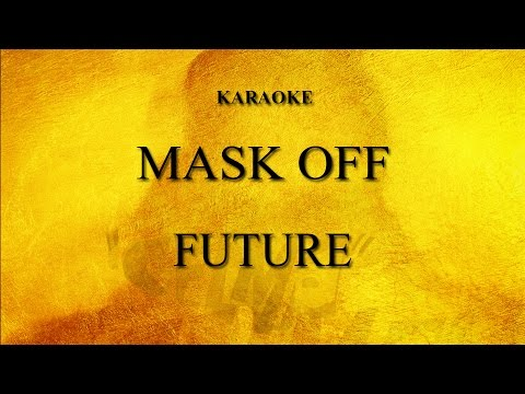 Future - Mask Off (Instrumental Rap Beat, Karaoke Version), (ReProd. by Alernu)