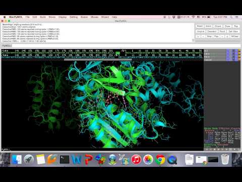 Select residues around ligand from a different structure on Pymol from YouTube · Duration:  3 minutes 24 seconds