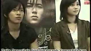 love contest YAMAKI - fanmade