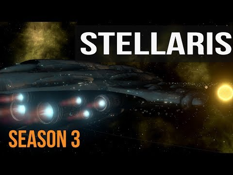 Stellaris Season 3 - #20 - All Shipyards Online