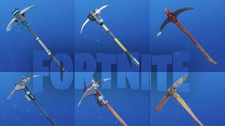 FORTNITE: How to get the 6 free pickaxes on royal battle