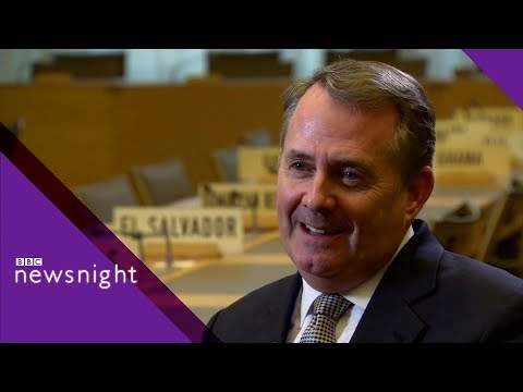 Liam Fox: I fear Brexit may never happen - BBC Newsnight