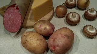 Что приготовить из картошки без мяса Три самых вкусных рецепта