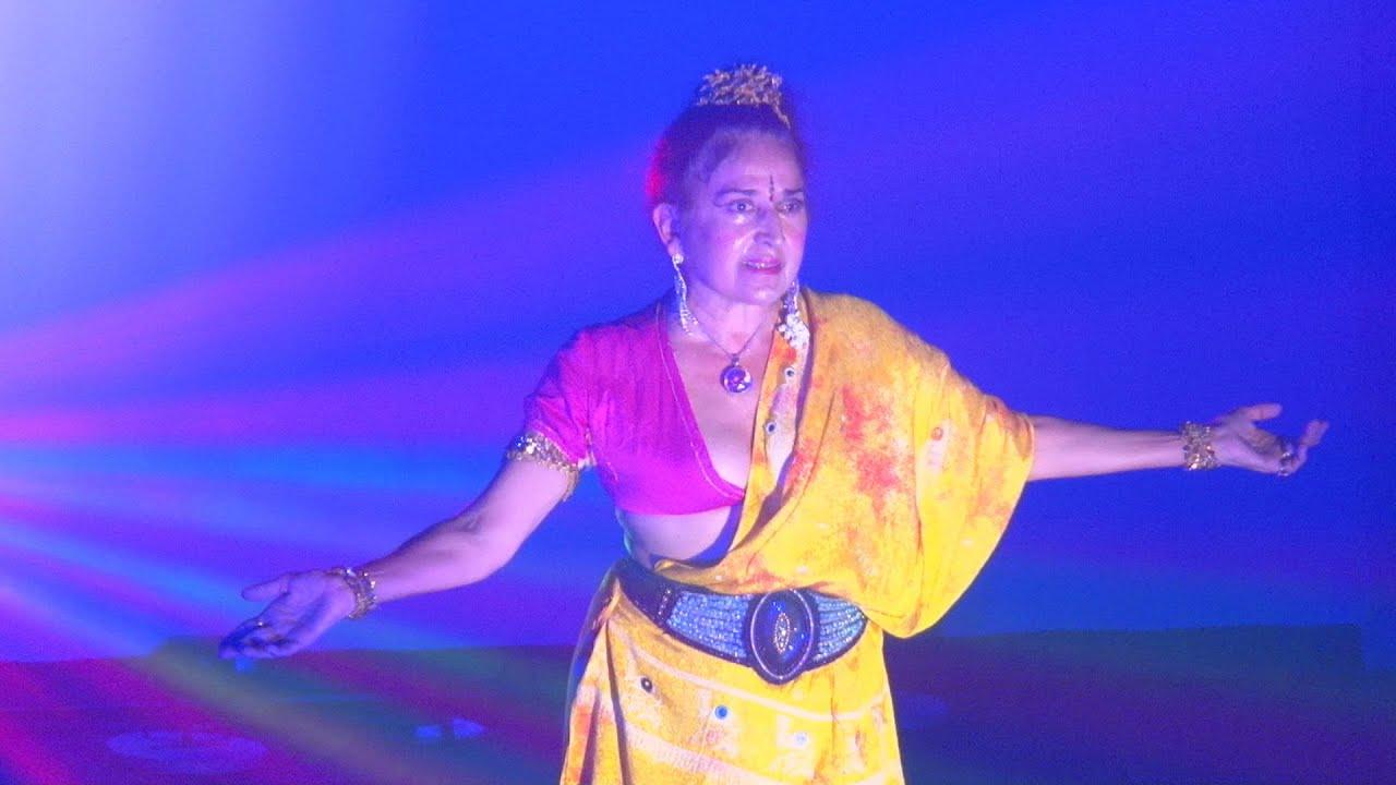 Sacred Dance : David Ananda and Sathya Sai Baba - For Chakra Healing and Kundalini Activation