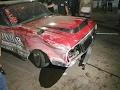 Accidente Laureano González Falcon turbo vs Alejandro Feliz Chevy Black Poison LAVALLE 3