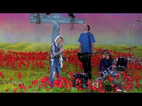 Nirvana - Heart-Shaped Box (HD Outtake Footage)