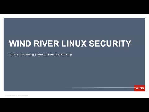 Wind River Linux Security