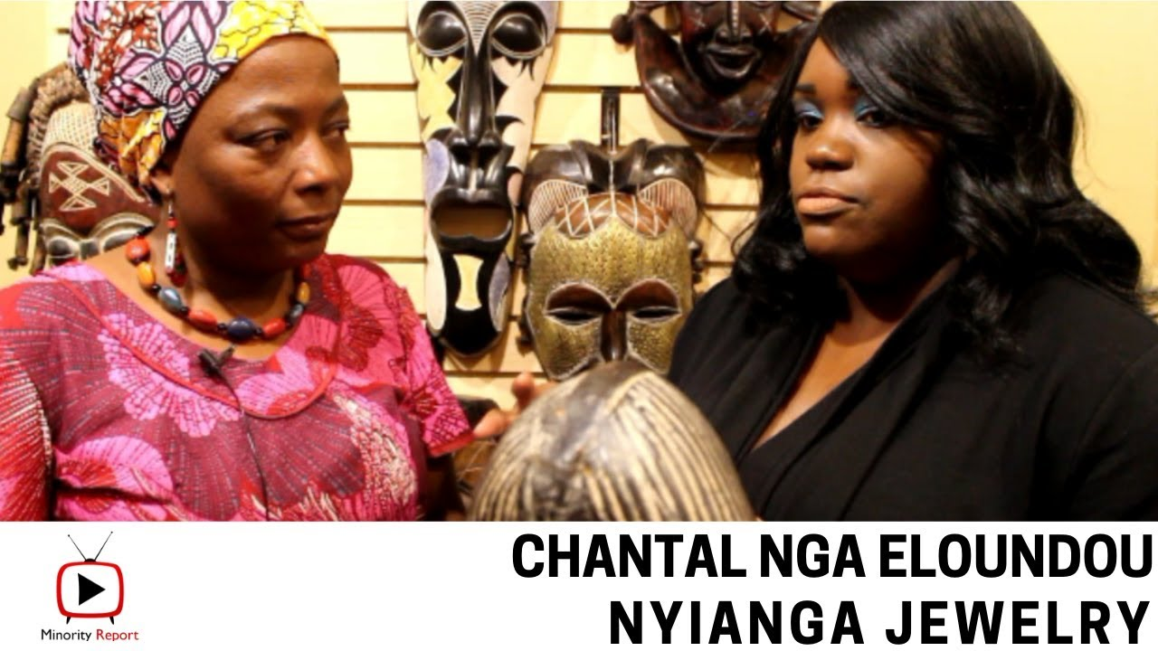 For Authentic African Fashion and Accessories, shop Nyianga Jewelry