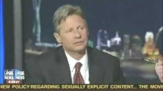 Gary Johnson being called the new Ron Paul by Hannity