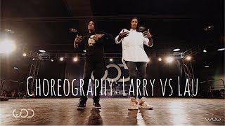 Les Twins Choreography: Larry vs Laurent