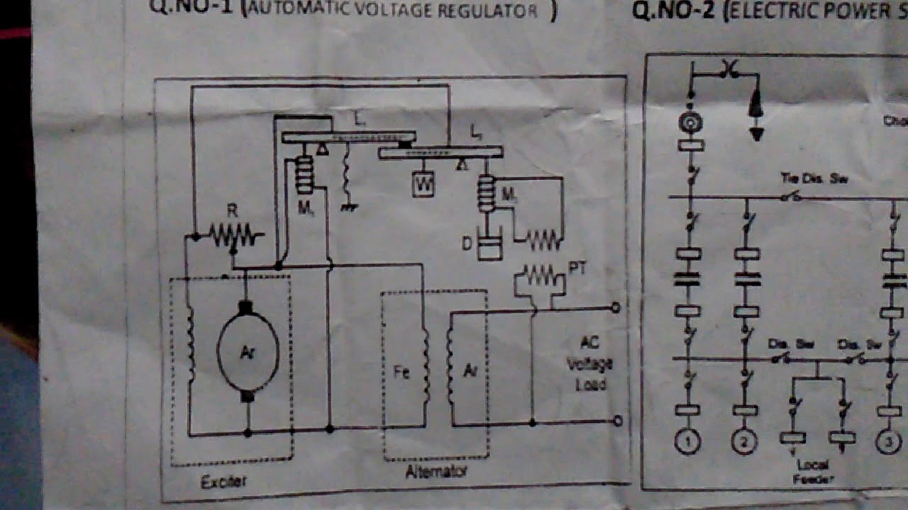 electrician drawing answer key 2018 ncvt [ 1280 x 720 Pixel ]