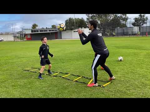 8 Year Old SUPERSTAR! Adelaide Private Soccer Coaching | Soccer Life Mastery