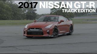 Nissan GT-R Track Edition Hot Lap at VIR   Lightning Lap 2017   Car and Driver