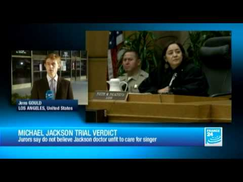 Michael Jackson trial verdict: the concert promoter AEG Live not liable in the King of Pop's death