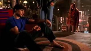Clark after Alicia is gone - pariah - smallville @barn
