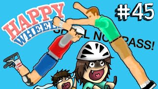 UNA STORIA TRISTE.. - Happy Wheels [Ep.45]