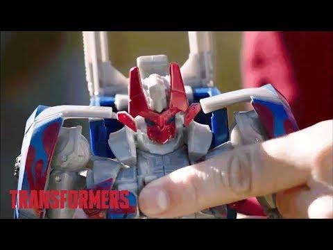 Transformers Türkiye - 'Transformers TF5 Turbo Changers Hızlı Dönüşen Figür'  TV Reklamı
