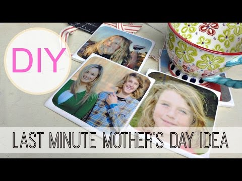 How to Transfer a Photo to Tiles | Photo Coasters | by Michele Baratta