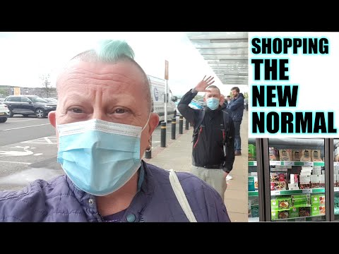 sainsbury's-social-distance-shopping-|-the-new-normal-|-come-shopping-with-us!