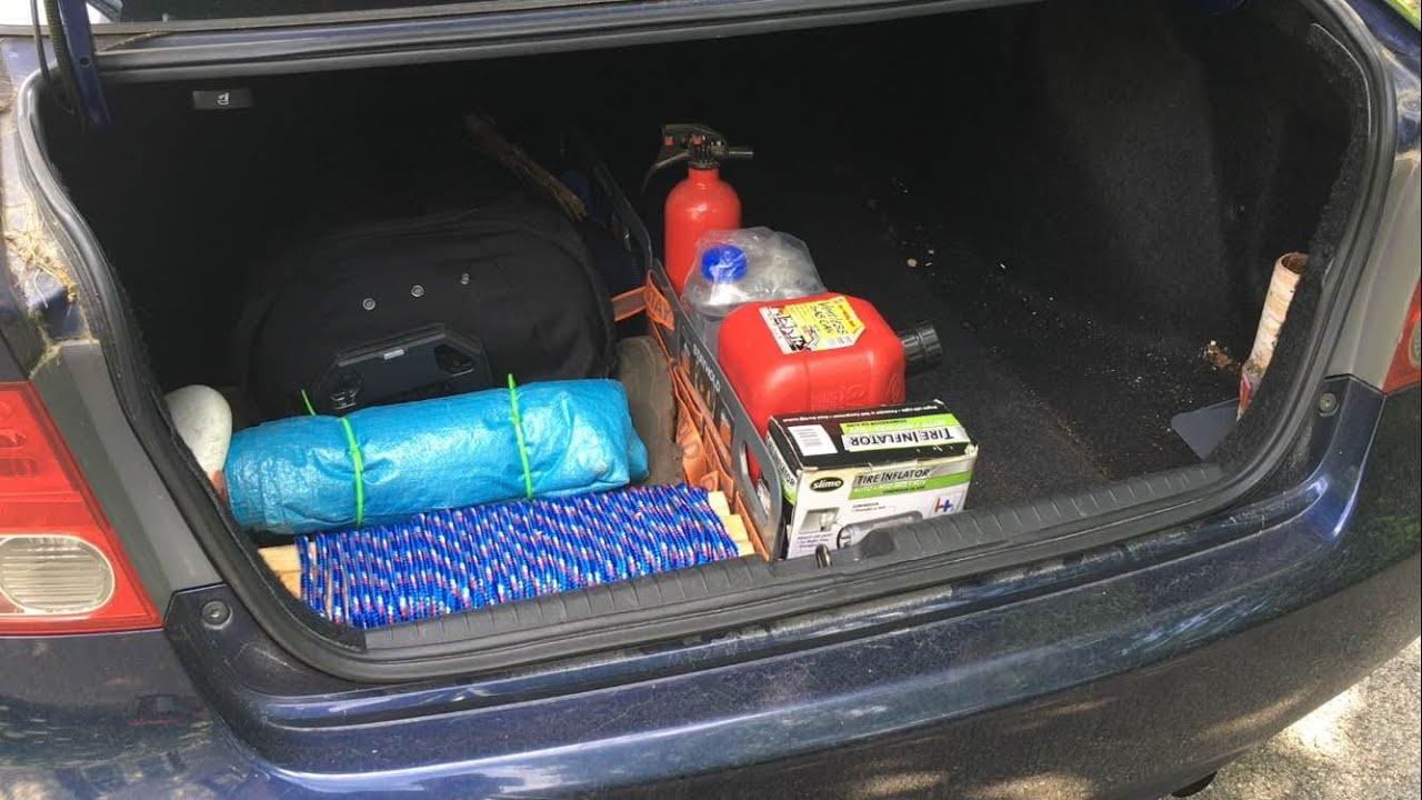 Best Car Trunk Organizer