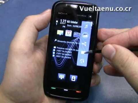Review del celular Nokia 5800 Xpress Music