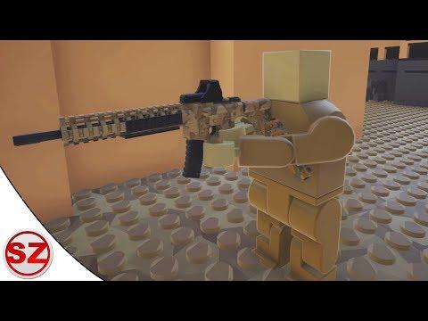 Brick Rigs #11 - Karabiny i Dust 2
