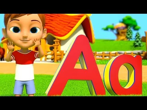 ABC Phonics Song For Children | Learn Colors & Shapes Mp3