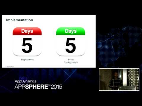 AppSphere 15 - Driving APM Adoption In Complex, Global Environments at DigitasLBi