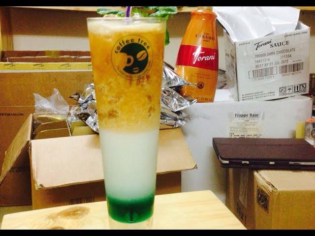 Kết quả hình ảnh cho ice milk tea vị bạc hà