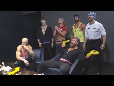 "Is ""Broga Wear"" the next big thing in fashion? (WWE Network Exclusive)"