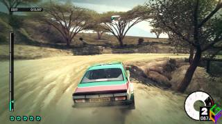 DiRT 3 | #4 - Rally - PC Gameplay | HD