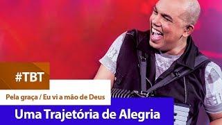 Sandro Nazireu - Pela graça / Eu vi a mão de Deus [ DVD UMA TRAJETÓRIA DE ALEGRIA ]