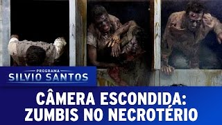 Zumbis no Necrotério (Zombies in the Morgue) | Câmera Escondida (12/03/17) thumbnail