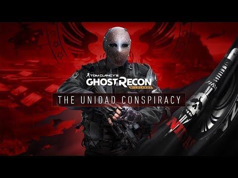 Ghost Recon Wildlands - Boss El Commandante