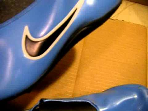 2b521db5e06e Nike Bowerman Series Track   Field Spikes 2004 Blue used size 12 ...