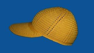 Бейсболка. Часть I -  Baseball cap. Part I