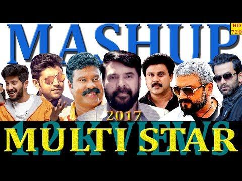 New Malayalam Romantic Mashup-2018 | | Mammootty | Prithviraj | Dulquer | Nivin pauly
